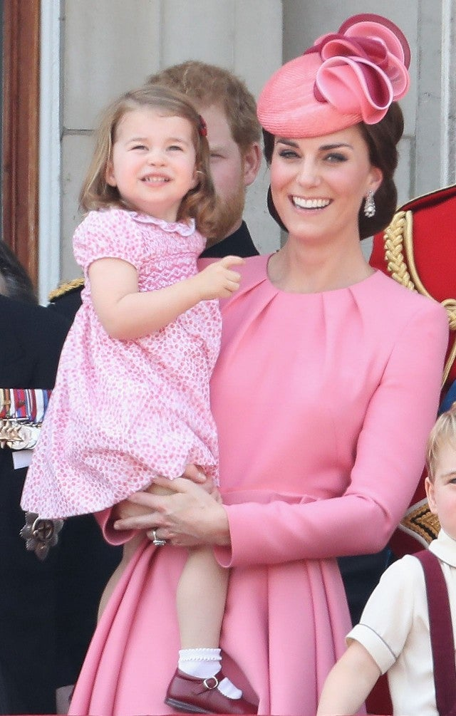 Kate Middleton amp Princess Charlotte Are Totally Twinning