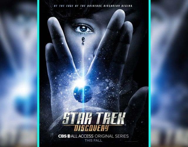 CBS The First Season Of Star Trek Discovery