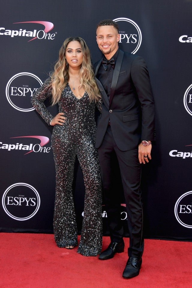 dca26661abf5 Steph and Ayesha Curry Are Ultimate Couple Goals on the ESPYs Red ...