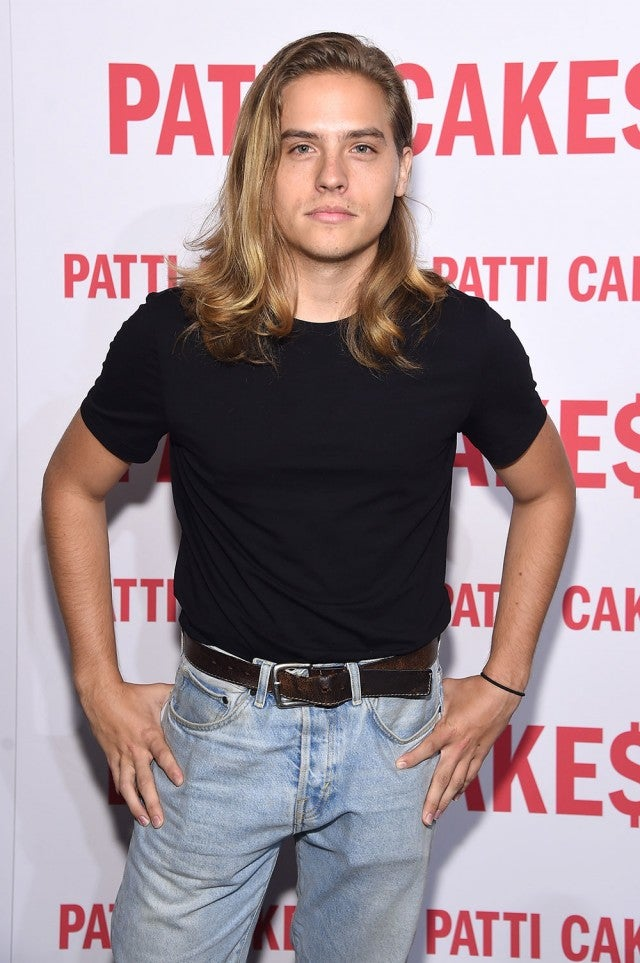 Dylan Sprouse Looks Al...