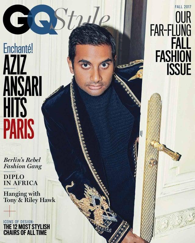 750e086de Aziz Ansari Wants 'Master Of None' Fans to Chill On Season 3: 'My ...
