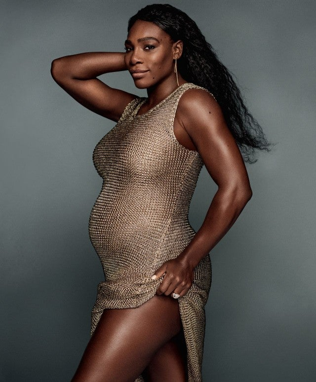 Serena Williams in Vogue