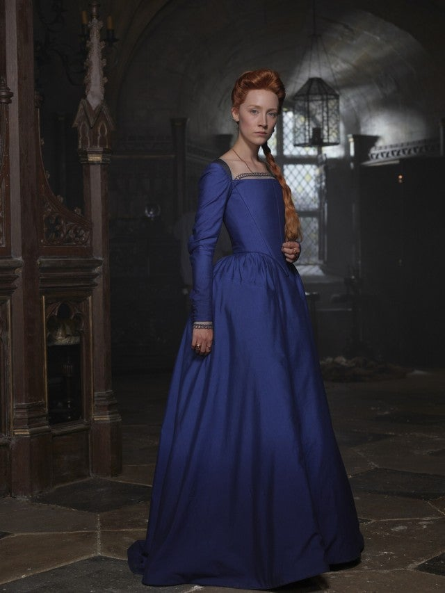 Saorsi Ronan Mary, Queen of Scots