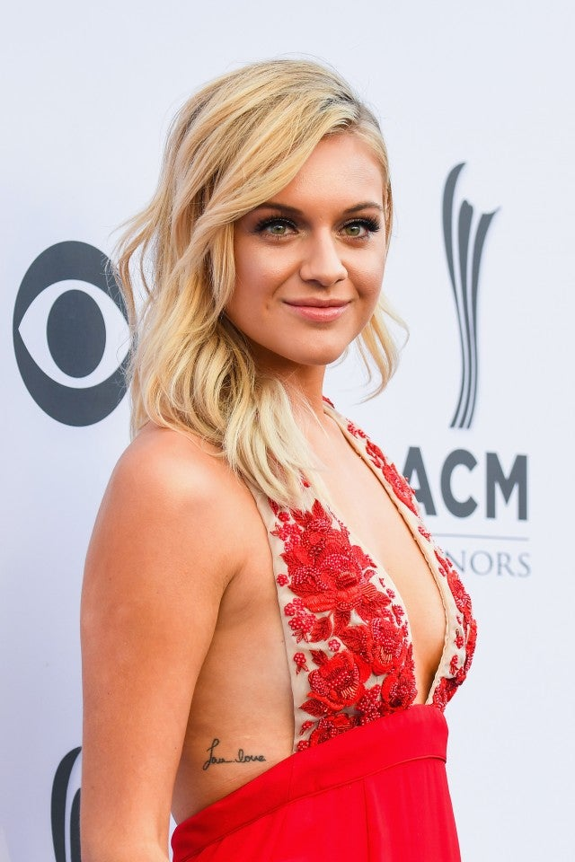 Kelsea Ballerini at ACM Honors