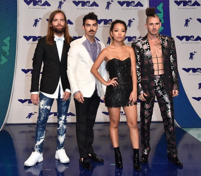 DNCE_GettyImages-839964770