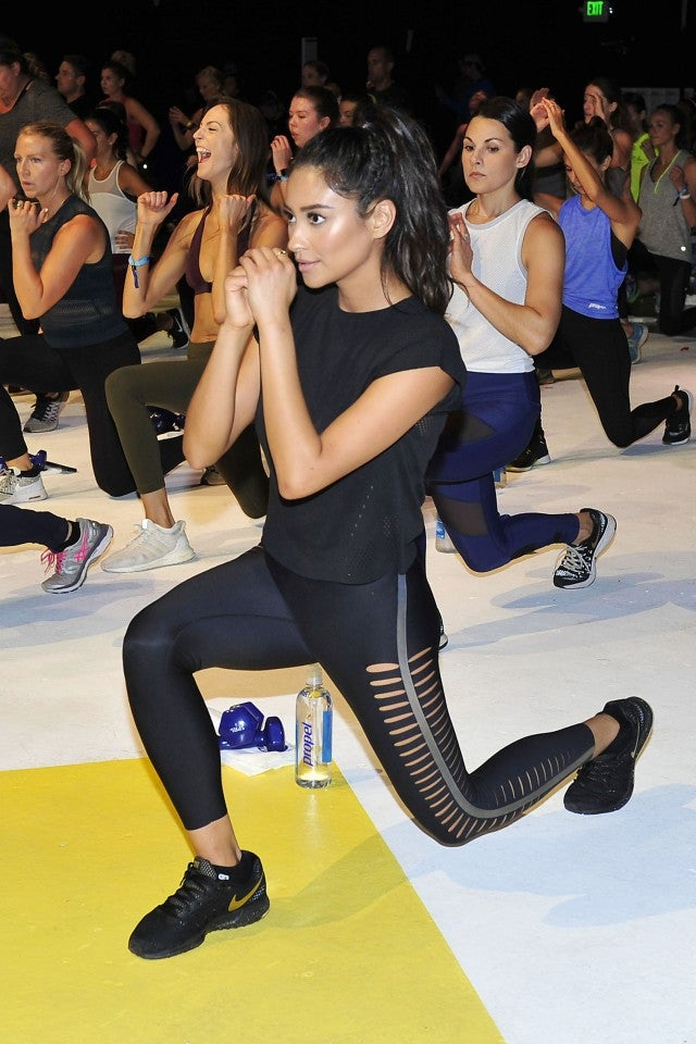 Shay Mitchelle Propel Labs