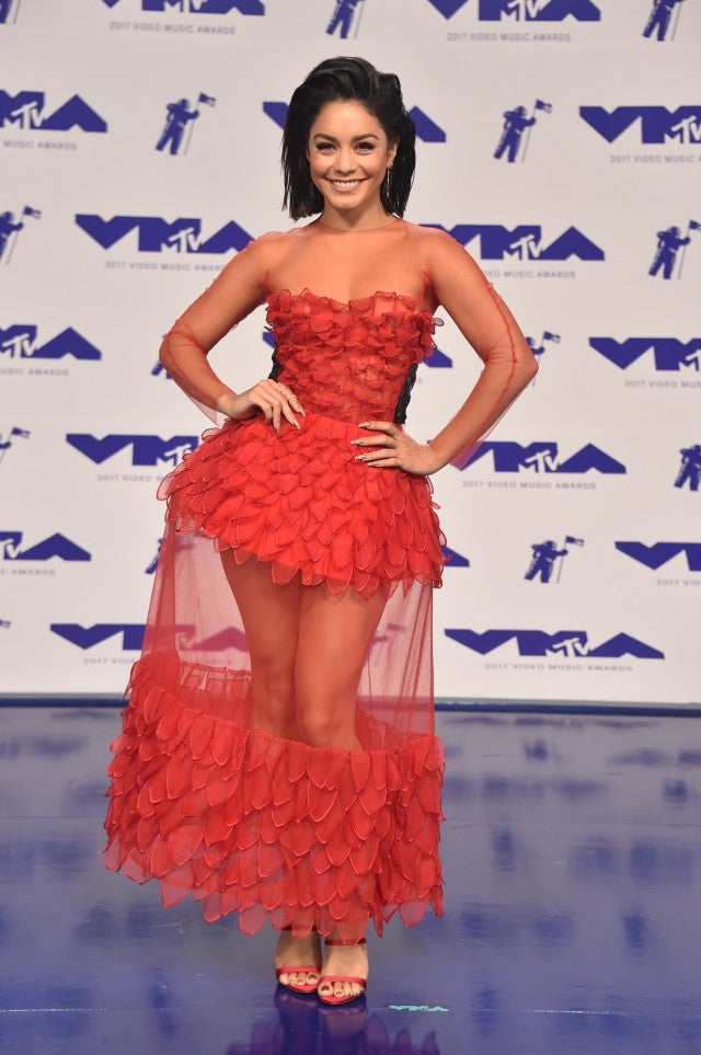 Vanessa Hudgens at 2017 VMAs