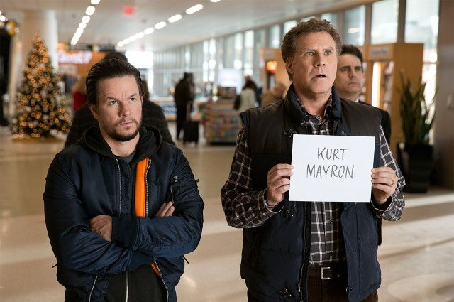 Will Ferrell, Mark Wahlberg in 'Daddys Home 2'