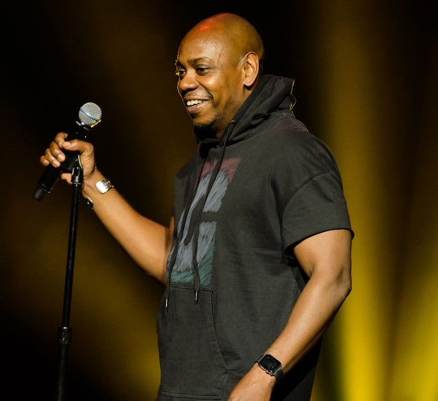 Dave Chappelle at Hartbeat