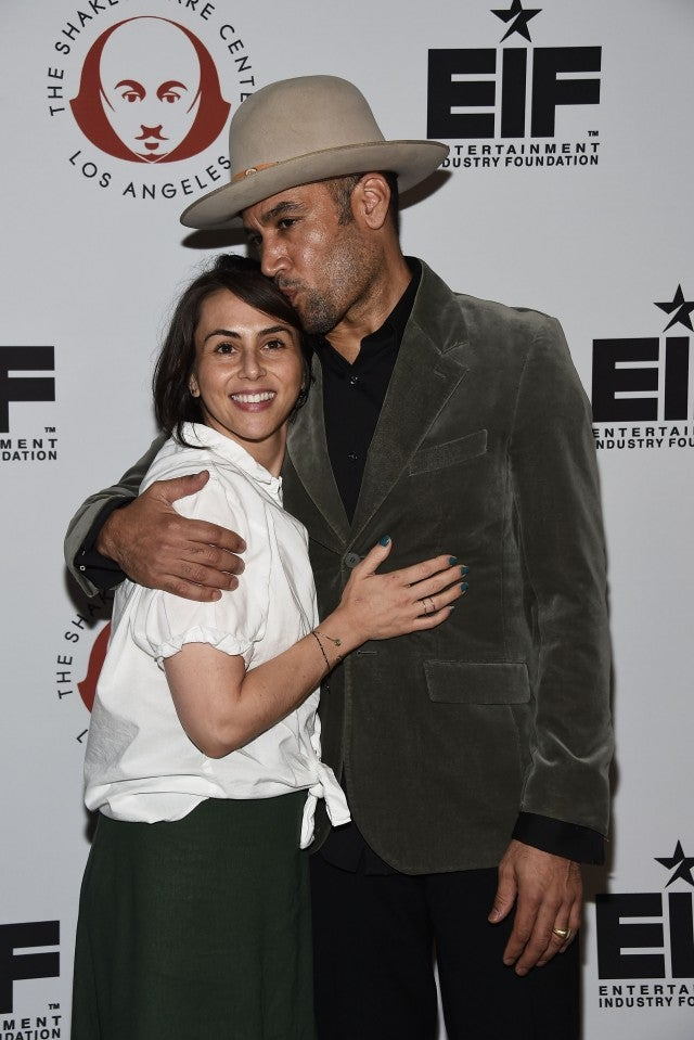 Ben Harper and Wife Jaclyn Matfus