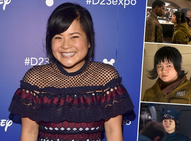 Kelly Marie Tran From 'Star Wars: The Last Jedi'