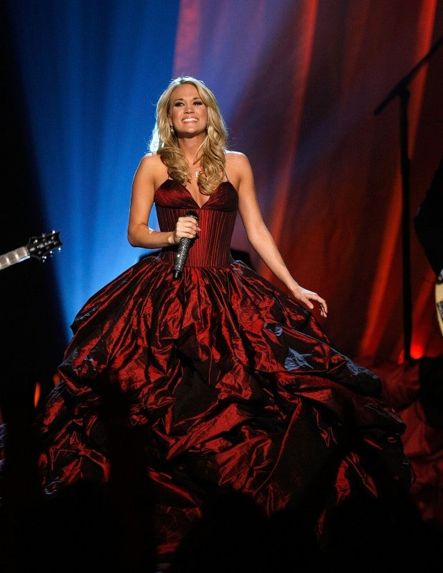 Carrie Underwood ACMs