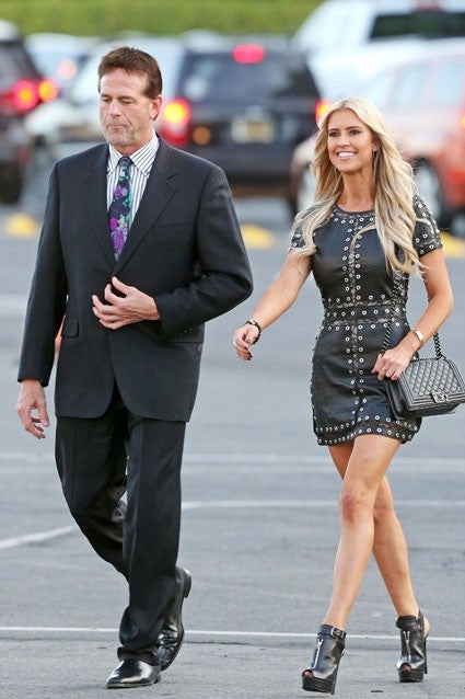 Christina El Moussa and Doug Spedding