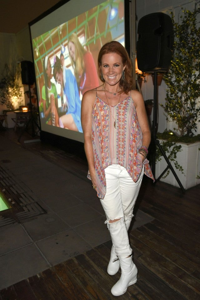 Elisa Donovan at Clueless screening