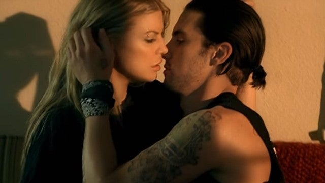 Fergie and milo ventimiglia in Big Girls Don't Cry