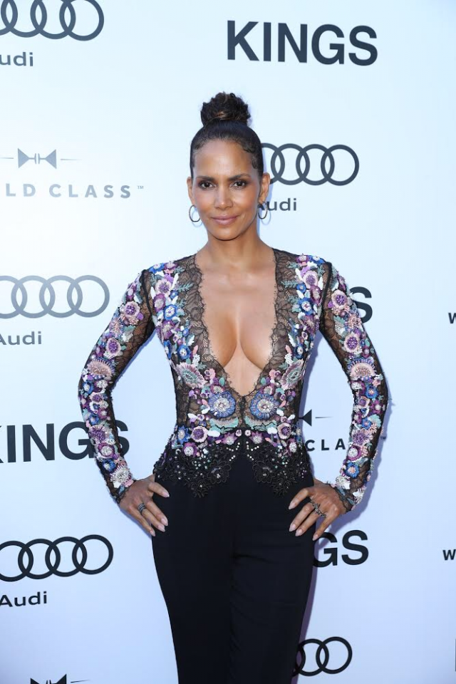 Halle Berry Kings red carpet TIFF