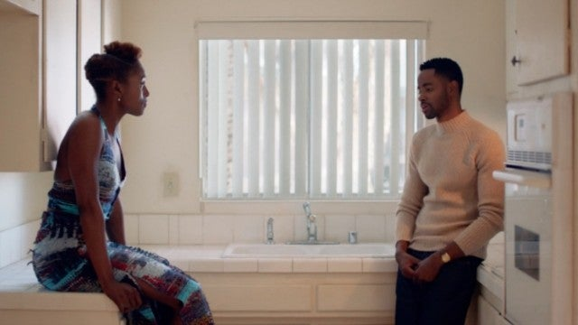 Issa and Lawrence Apartment Insecure Finale