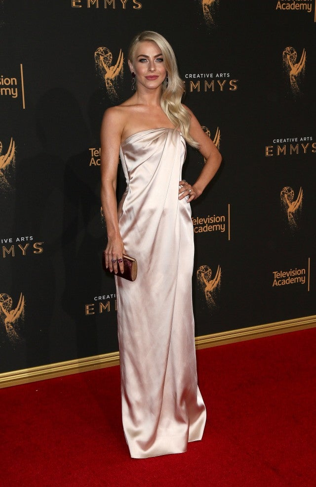 Julianne Hough Creative Emmys 2017 Red Carpet
