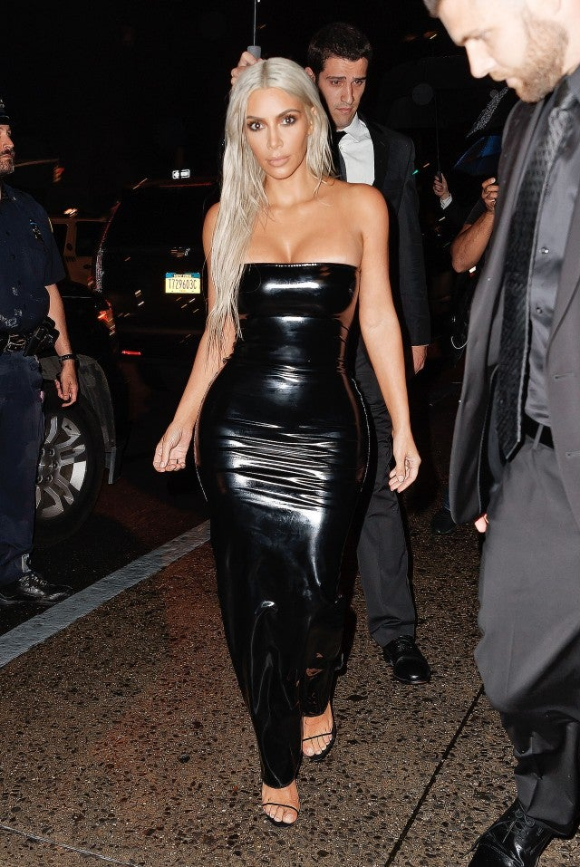 Kim Kardashain Heading to Tom Ford NYFW Show