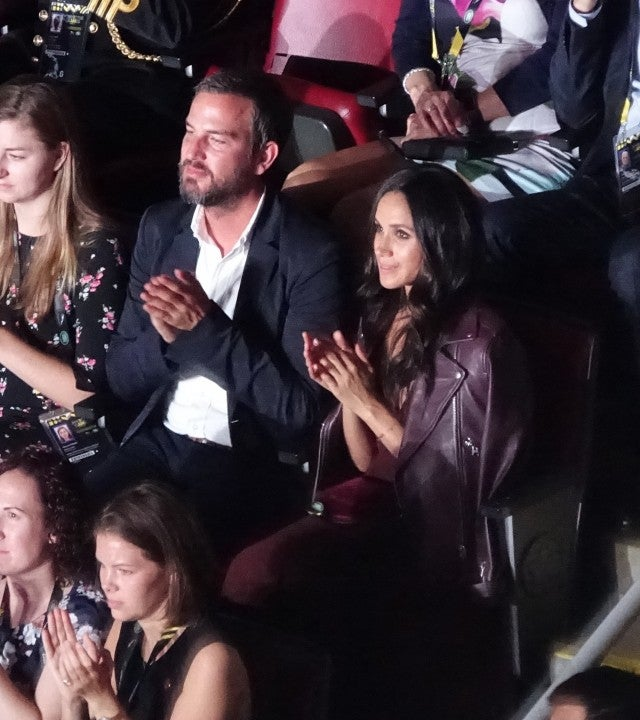 Meghan Markle at Invictus Games