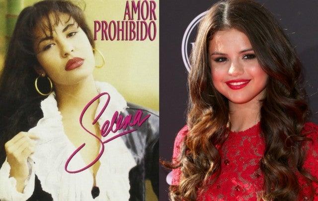 Selena Quintanilla Long Hair