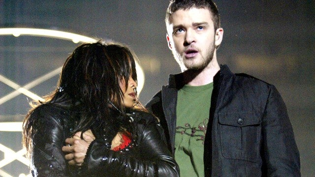 Justin Timberlake and Janet Jackson Super Bowl