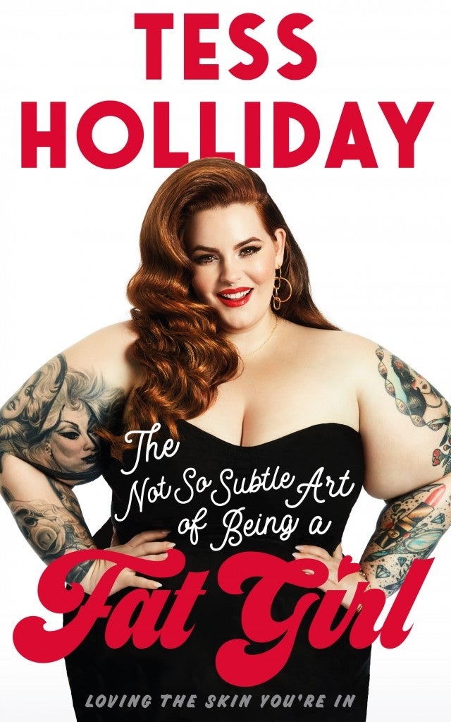 tess holiday book cover