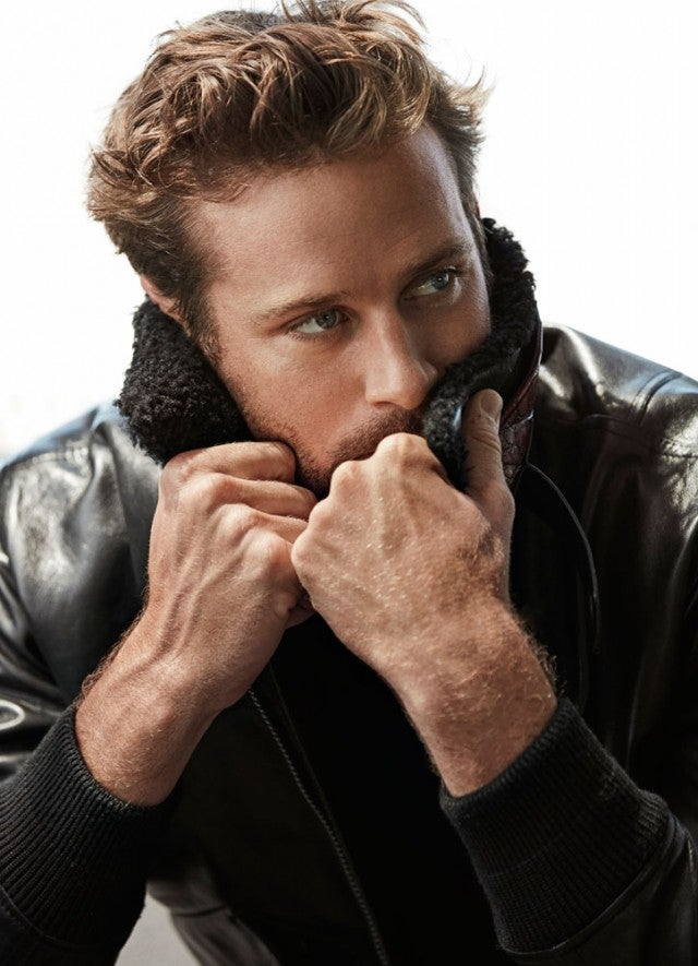 Armie Hammer OUT Magazine