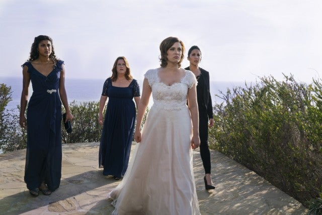 Crazy Ex-Girlfriend - season two finale