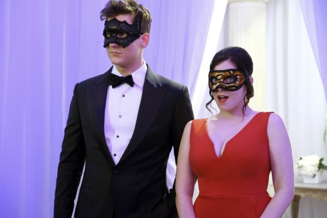 Nathaniel and Rebecca - Crazy-Ex Girlfriend