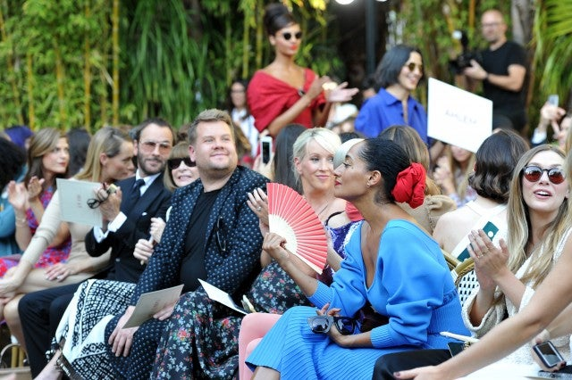 Celebs at CFDA Vogue Fashion Fund