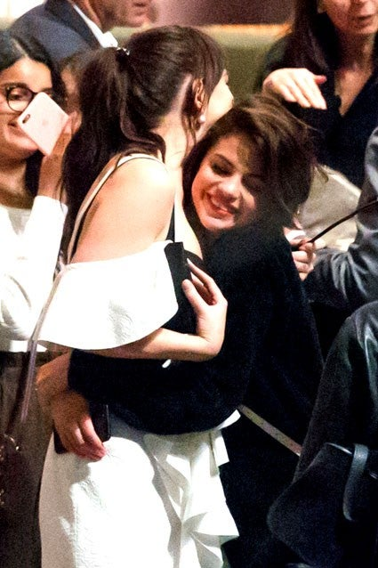 Dakota Johnson and Selena Gomez