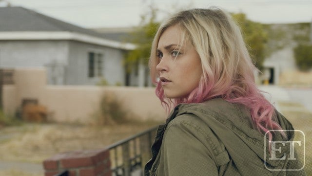 Eliza Taylor in Thumper