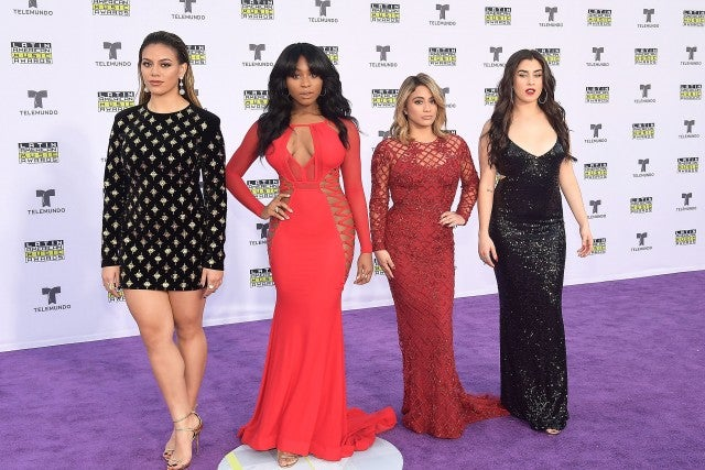 Fifth Harmony at Latin AMAs 2017