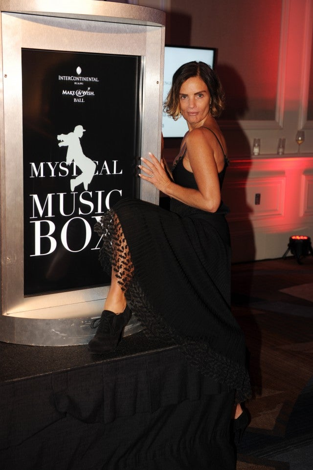 Gabrielle Anwar - Make-a-Wish