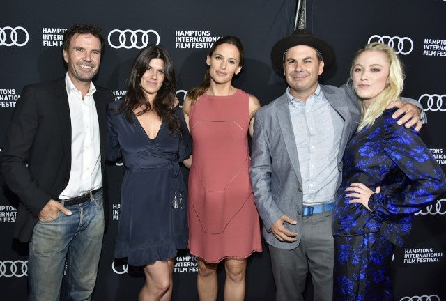 Jennifer Garner, Maika Monroe, 'The Tribes of Palos Verdes' Premiere