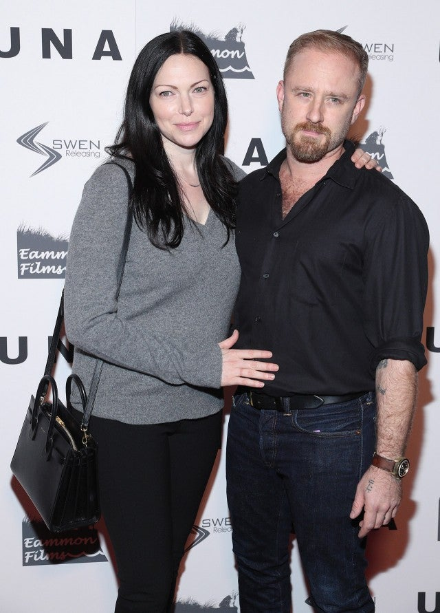 Laura Prepon and Ben Foster attend film screening