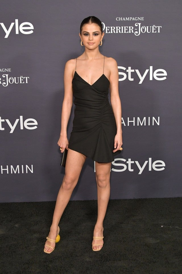 Selena Gomez attends InStyle Awards