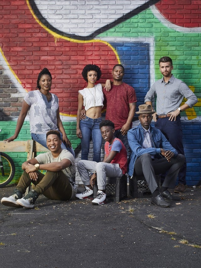The Chi Cast
