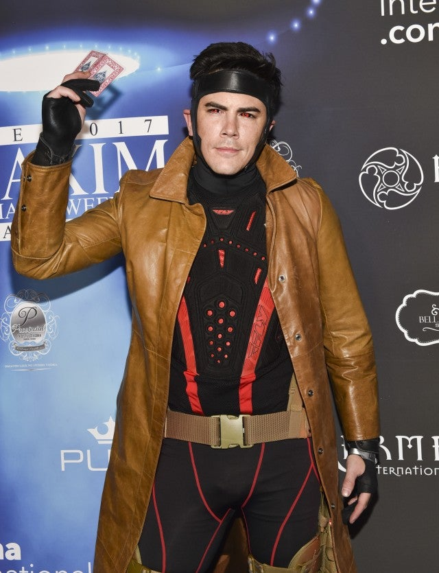 Tom Sandoval at Maxim party