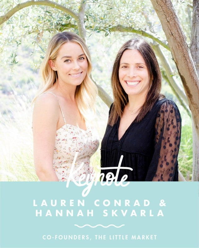 Lauren Conrad, Create & Cultivate