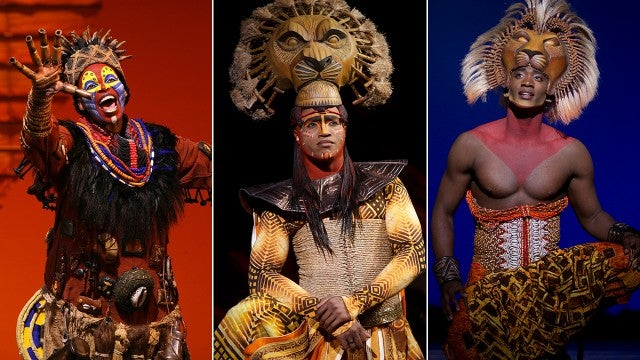 The Lion King Turns 20 How The Disney Musical Became