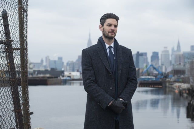 Ben Barnes, Marvel's The Punisher