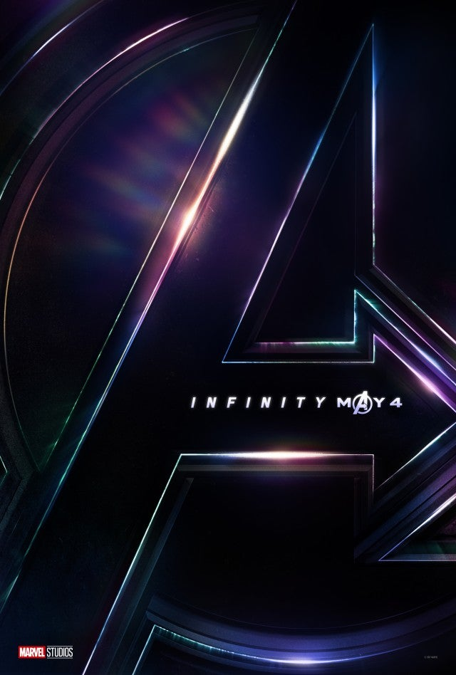 Avengers Infinity War Key Art