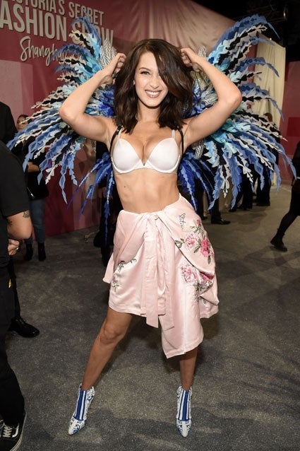 Bella Hadid at VS Show