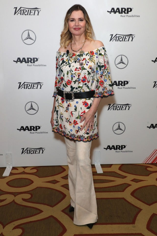 Geena Davis at Variety summit