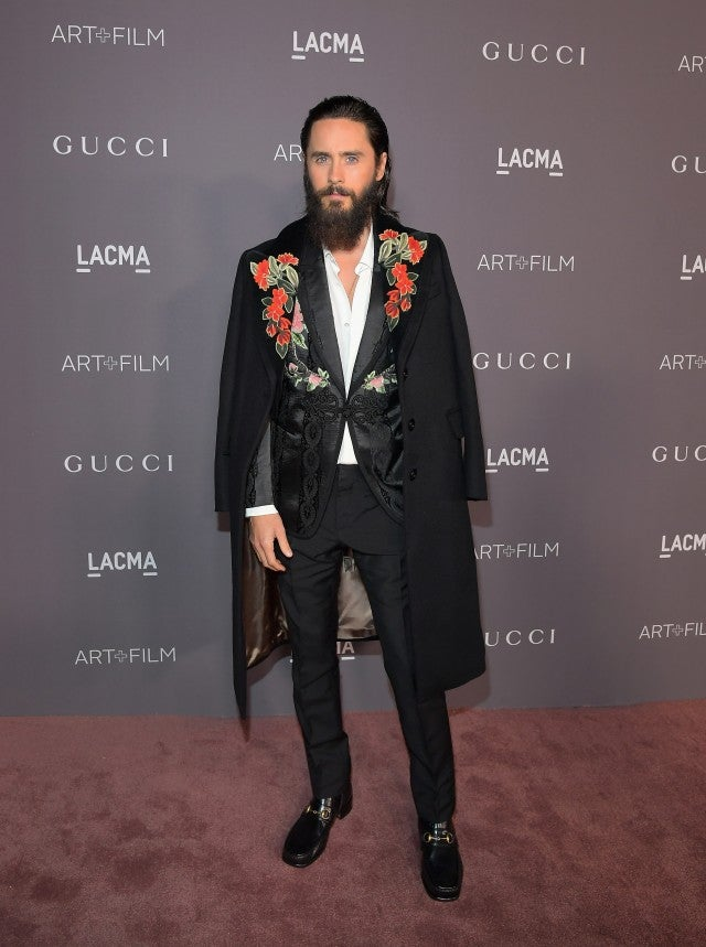 Jared Leto LACMA Art+Film