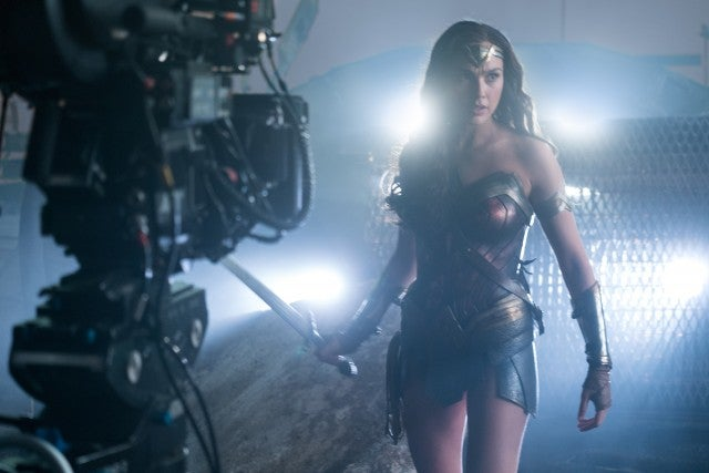 Gal Gadot in 'Justice League'