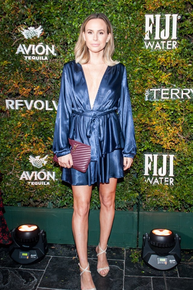 Keltie Knight at #RevolveAwards