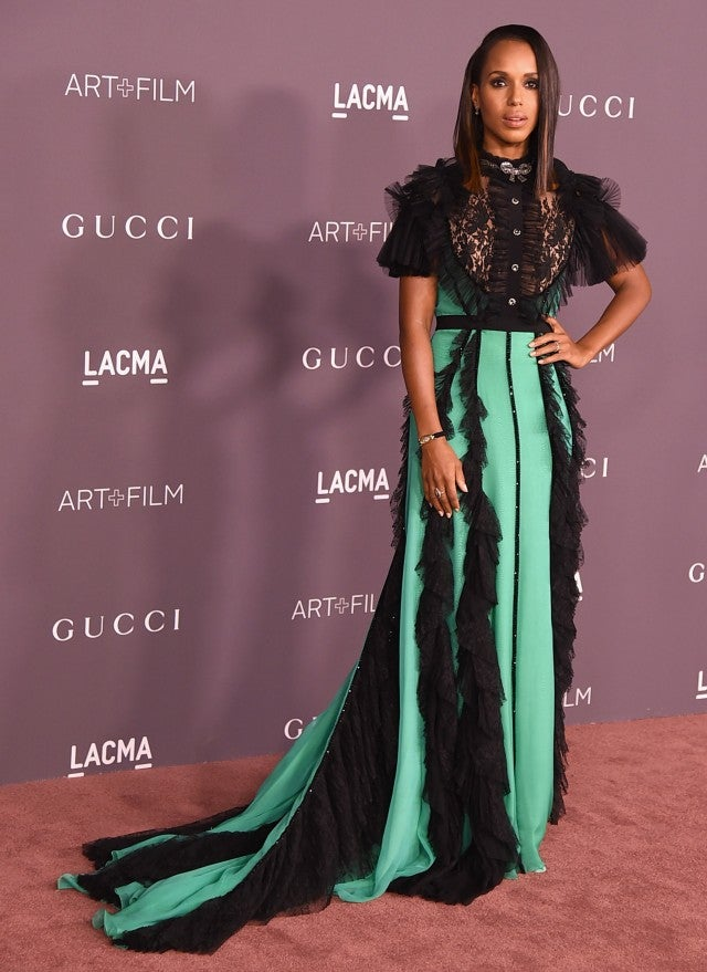 Kerry Washington LACMA Art+Film